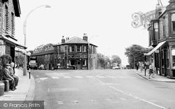 Edenfield, Market Place c.1960