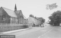 Edenfield, Market Street c.1960