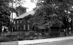 Edenfield, Parish Church c.1960