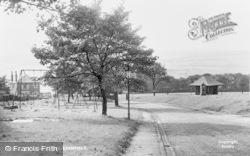Edenfield, Recreation Ground c.1950