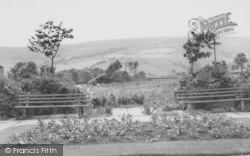 Edenfield, The Garden Of Remembrance c.1960