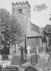 Edenfield, The Parish Church c.1960