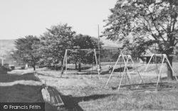 Edenfield, The Recreation Ground c.1955