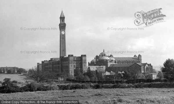 Edgbaston, Birmingham University 1950