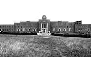 Edgbaston, Queen Elizabeth Hospital c1955