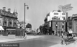 Edgbaston, Five Ways 1949