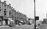 Edgbaston, Islington Row 1949