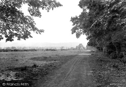 Edgehill, Edgehill Battlefield 1922