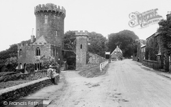 Edgehill, The Castle Inn 1922