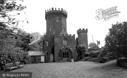 Edgehill, The Castle Inn c.1960