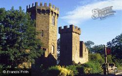 The Castle Inn c.1980, Edgehill