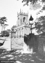 Edgmond, Church c.1955