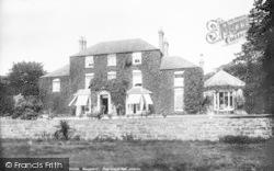 Edgmond, Edgmond Hall 1899