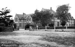 Edgmond, Harper Adams Agricultural College c.1955