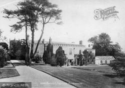 Edgmond, House 1898