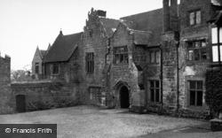 Edgmond, Provost's House c.1950