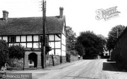 Edgmond, The Village c.1955