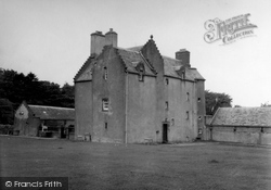 Edinburgh, Bavelaw Castle 1956