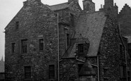 Edinburgh, Cannon Ball House 1953