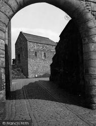 Edinburgh, Castle, St Margaret's Chapel 1948