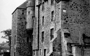 Edinburgh, Craigentinny House 1956