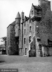 Edinburgh, Craigentinny House 1956
