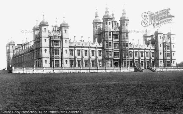 Photo of Edinburgh, Donaldson's Hospital 1897