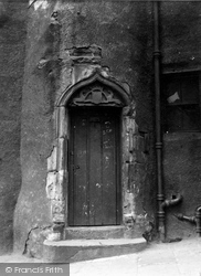 Edinburgh, Earl Of Morton's House 1953