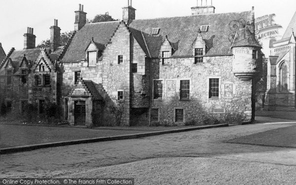 Photo of Edinburgh, East Coates House 1950, ref. E24048
