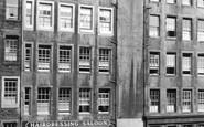 Edinburgh, High Street 1953