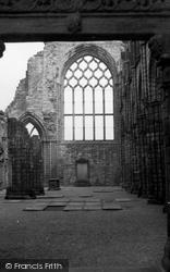 Edinburgh, Holyrood Abbey 1948