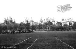Edinburgh, Infirmary 1897