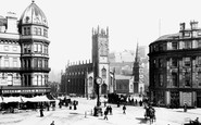 Edinburgh, Hope Street 1897