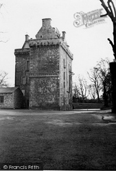 Edinburgh, Merchiston Castle 1948