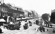 Edinburgh, Princes Street, West End 1897