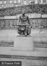 Edinburgh, Scottish-American National War Memorial c1937