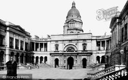 Edinburgh, The University 1897