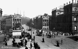 Edinburgh, Waterloo Place 1897