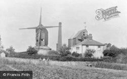 The Windmill c.1920, Edmonton