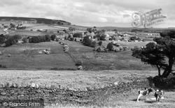 The Village c.1960, Edmundbyers