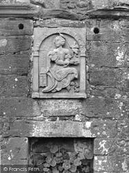 Castle, Bas-Relief Dialectica 1956, Edzell
