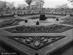 Castle Gardens 1950, Edzell