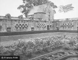 Castle, Summer House 1950, Edzell
