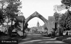 The Dalhousie Arch c.1939, Edzell