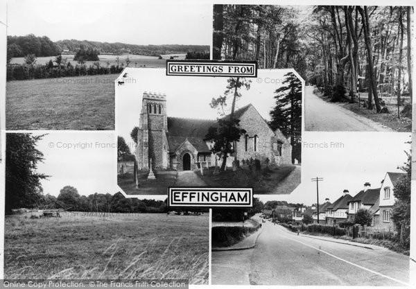 Effingham, Composite c1955