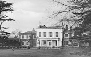 Effingham, The Golf Club c.1955