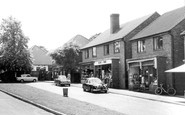 Effingham, the Village c1965