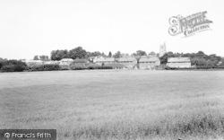 Egerton, General View c.1955