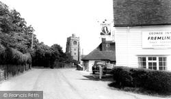 Egerton, George Inn c.1960