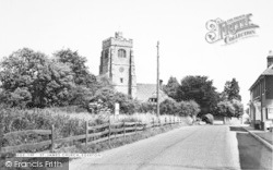 Egerton, St James Church c.1955
